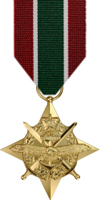 General Campaign Star - South-West Asia