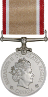 Operational Service Medal - South-West Asia