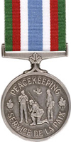 Canadian Peacekeeping Service Medal - CPSM