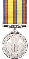 Emergency Medical Services Exemplary Service Medal - ESM Exemplary Service Medal