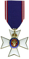 Lieutenant of the Royal Victorian Order