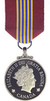 Sovereign's Volunteer Medal